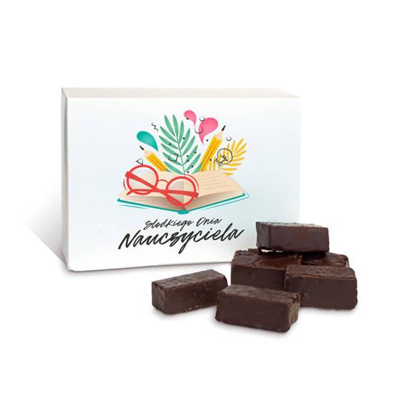 Cukierki czekoladowe Dzień Nauczyciela