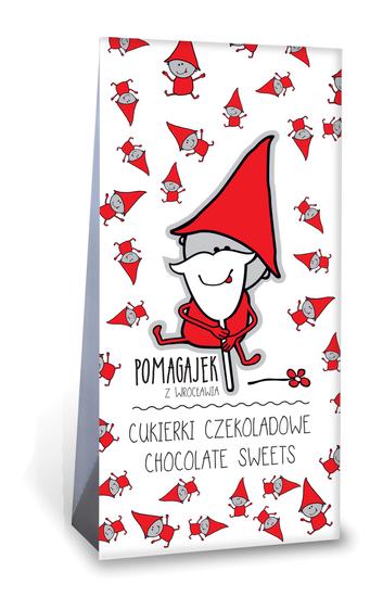 Pomagajek cukierki czekoladowe